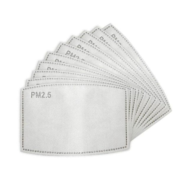 Филтри с активен въглен за маски